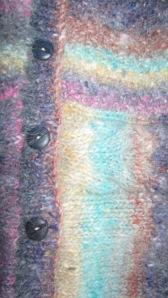 縄編みが見えます?